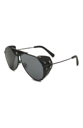 Мужские солнцезащитные очки DOLCE & GABBANA черного цвета, арт. 2258Q-11066G | Фото 1