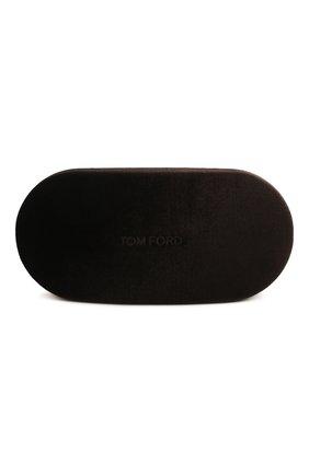 Мужские солнцезащитные очки TOM FORD черного цвета, арт. TF772   Фото 5