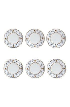 Набор Knossos Anthracite из шести тарелок | Фото №1