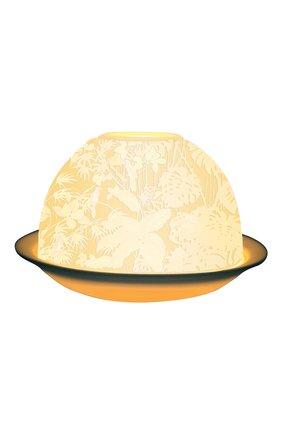 Мужского подсвечник borneo BERNARDAUD желтого цвета, арт. 2127/22962 | Фото 1