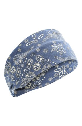 Женская повязка на голову HARLEY-DAVIDSON синего цвета, арт. 97752-17VW | Фото 1