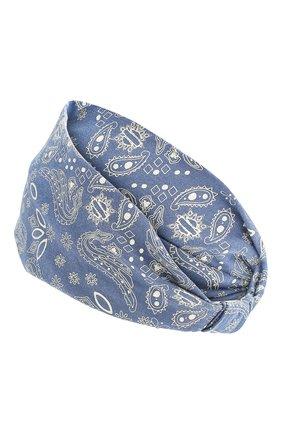 Женская повязка на голову HARLEY-DAVIDSON синего цвета, арт. 97752-17VW | Фото 2