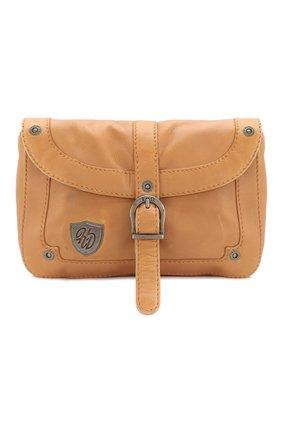 Женская поясная сумка HARLEY-DAVIDSON коричневого цвета, арт. 97751-17VW   Фото 1