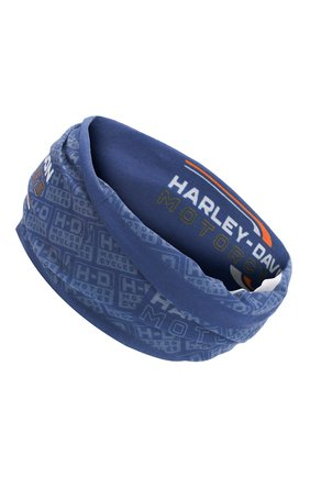 Мужского бандана HARLEY-DAVIDSON синего цвета, арт. MHW34031   Фото 2