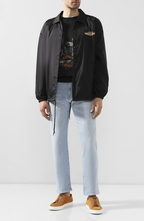 Мужская куртка genuine motorclothes HARLEY-DAVIDSON черного цвета, арт. 97436-20VX | Фото 2