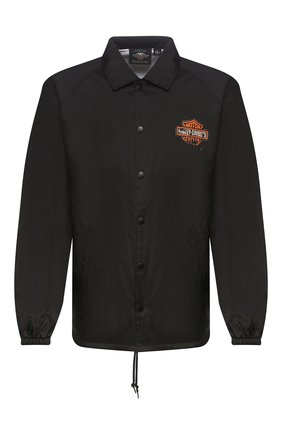 Мужская куртка genuine motorclothes HARLEY-DAVIDSON черного цвета, арт. 97435-20VX | Фото 1