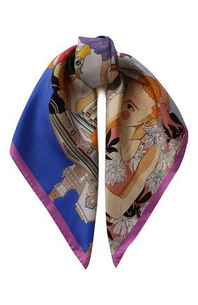 Женский платок class RADICAL CHIC разноцветного цвета, арт. 483573.07.02 | Фото 1