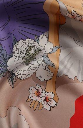 Женский платок class RADICAL CHIC разноцветного цвета, арт. 483573.07.02 | Фото 2