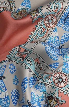 Женский платок allegro RADICAL CHIC розового цвета, арт. 443811.07.02 | Фото 2