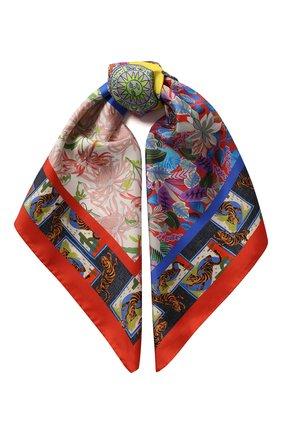 Женский платок fusion RADICAL CHIC бежевого цвета, арт. 512311.07.02 | Фото 1