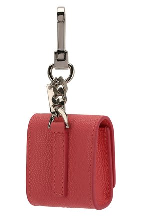 Мужской чехол для airpods BURBERRY розового цвета, арт. 8025026 | Фото 2