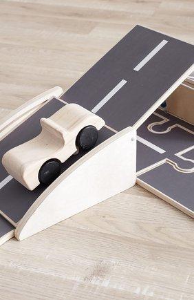 Детского игрушечная автотрасса KID`S CONCEPT серого цвета, арт. 1000425 | Фото 2