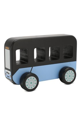 Детского игрушечный автобус KID`S CONCEPT синего цвета, арт. 1000304 | Фото 1