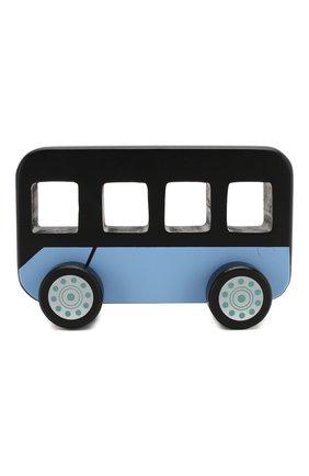 Детского игрушечный автобус KID`S CONCEPT синего цвета, арт. 1000304 | Фото 2