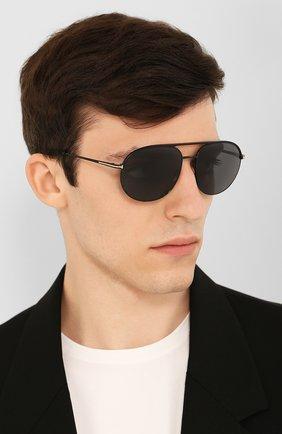 Мужские солнцезащитные очки TOM FORD черного цвета, арт. TF772 | Фото 2