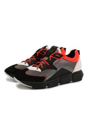 Мужские комбинированные кроссовки VIC MATIE разноцветного цвета, арт. 1X8132U.V04C4ABQ82 | Фото 1