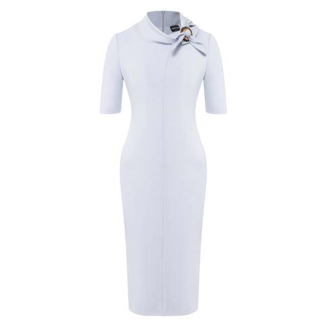 Шерстяное платье Giorgio Armani