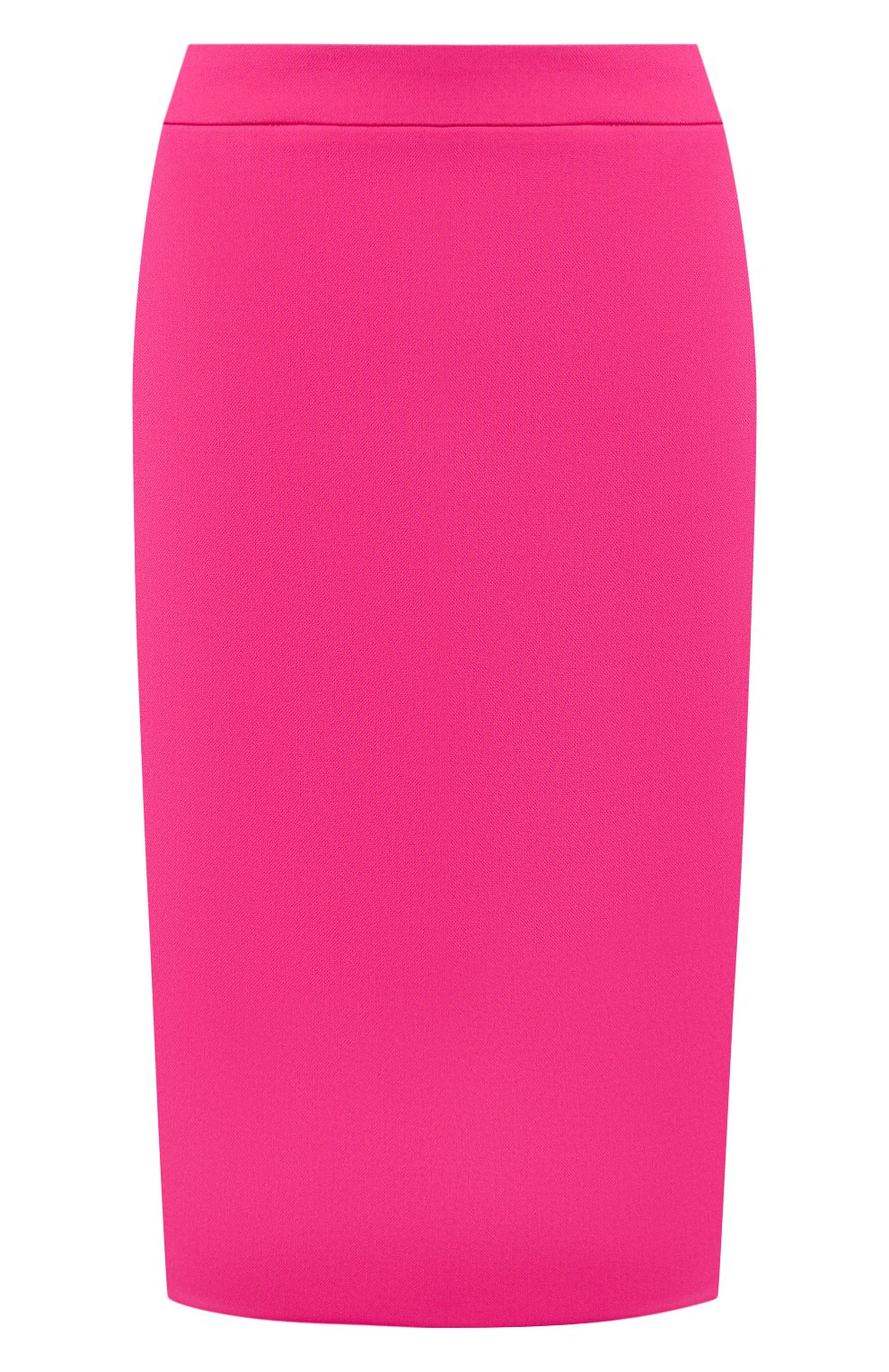 Женская шерстяная юбка BOSS фуксия цвета, арт. 50432874 | Фото 1