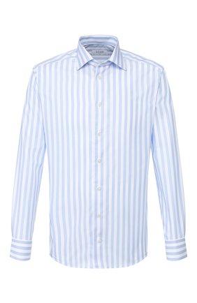 Мужская хлопковая сорочка ETON голубого цвета, арт. 3405 79511 | Фото 1