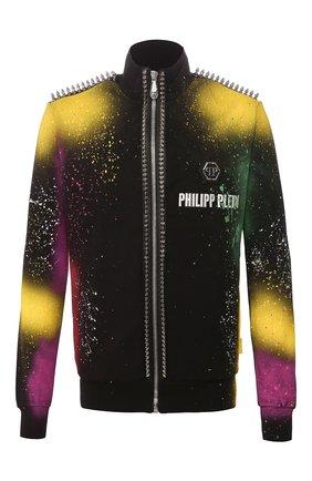 Мужская толстовка PHILIPP PLEIN разноцветного цвета, арт. P20C MJB1915 PJO002N | Фото 1