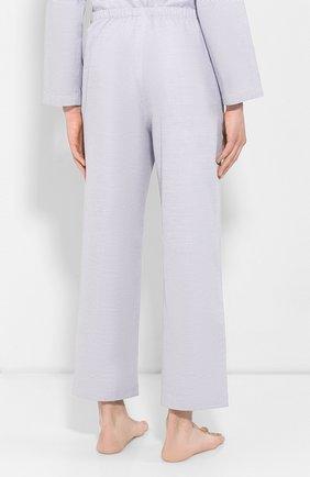 Мужская хлопковая пижама FRETTE серого цвета, арт. 20100500 00F 00845 | Фото 5