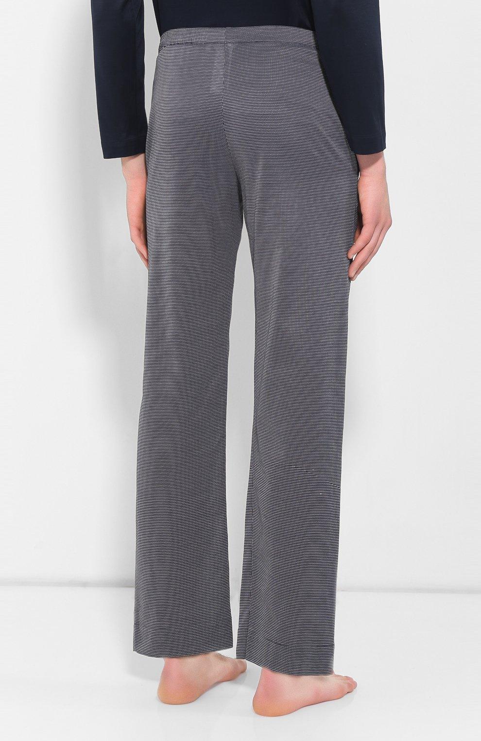 Мужская хлопковая пижама FRETTE темно-синего цвета, арт. 20100506 00F 00848 | Фото 5