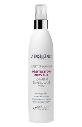 Реструктурирующий спрей мгновенного действия для тонких волос LA BIOSTHETIQUE бесцветного цвета, арт. 120562 | Фото 1