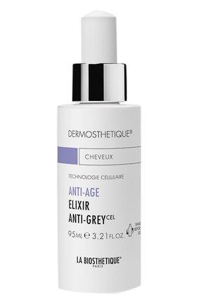 Женского клеточно-активный лосьон для кожи головы против появления седины LA BIOSTHETIQUE бесцветного цвета, арт. 120347 | Фото 1