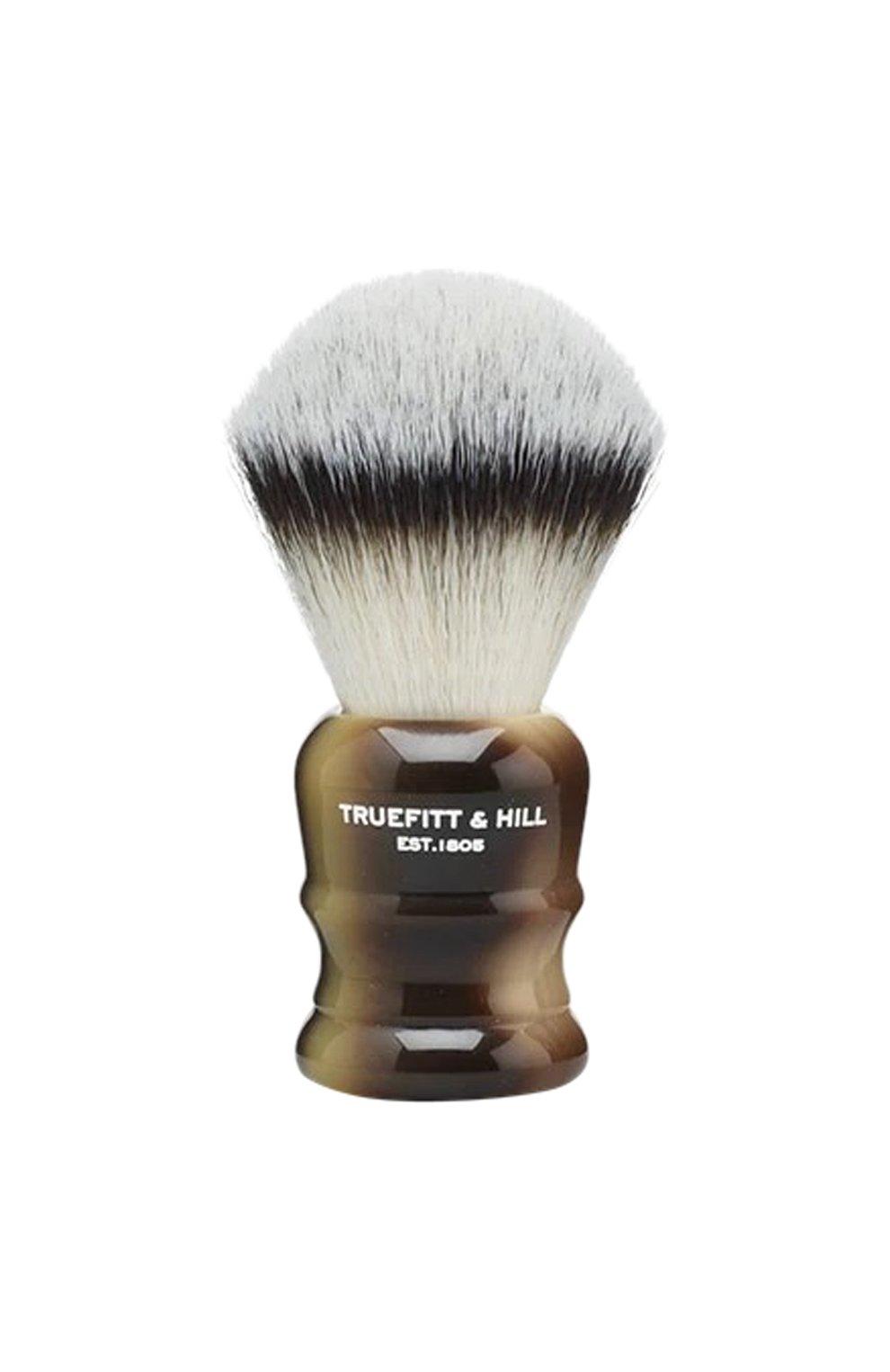 Мужская кисть для бритья синтетическая TRUEFITT&HILL бесцветного цвета, арт. 00677 | Фото 1