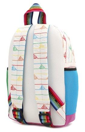 Детская рюкзак STELLA MCCARTNEY белого цвета, арт. 593058/S0D25 | Фото 2