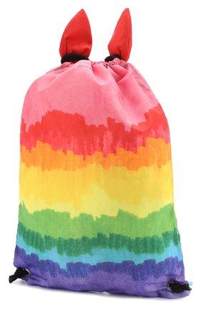 Детская рюкзак STELLA MCCARTNEY разноцветного цвета, арт. 593060/S0D19 | Фото 2