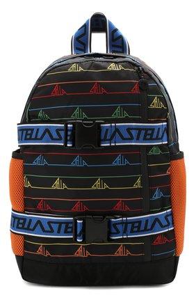 Детская рюкзак STELLA MCCARTNEY разноцветного цвета, арт. 593062/S0D24 | Фото 1