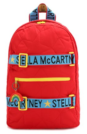 Детская рюкзак STELLA MCCARTNEY красного цвета, арт. 594272/S0D29 | Фото 1