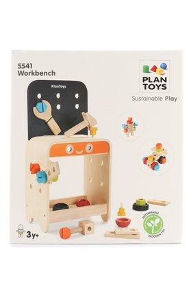Детского игрушка верстак PLAN TOYS разноцветного цвета, арт. 5541 | Фото 1