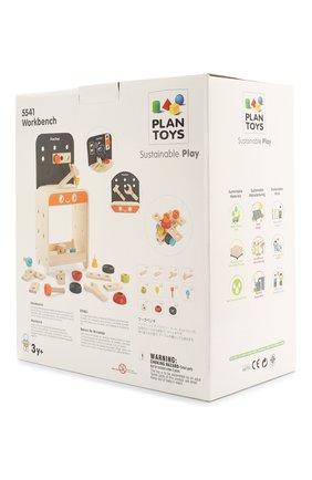 Детского игрушка верстак PLAN TOYS разноцветного цвета, арт. 5541 | Фото 2