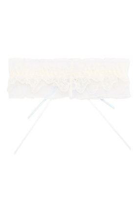 Женские подвязка LISE CHARMEL белого цвета, арт. ACG5032 | Фото 2