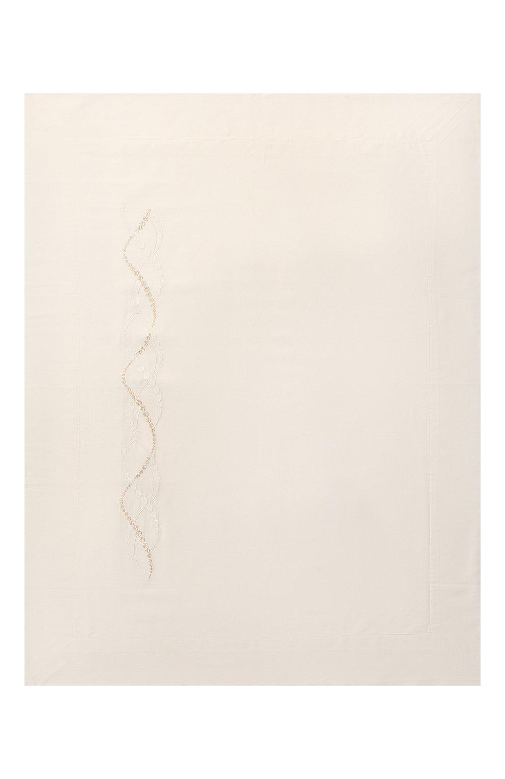 Мужского комплект постельного белья FRETTE бежевого цвета, арт. FR6648 E3491 240B | Фото 3