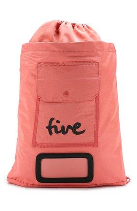 Женский рюкзак 5PREVIEW оранжевого цвета, арт. W512 | Фото 1