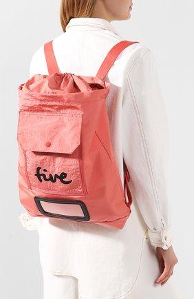 Женский рюкзак 5PREVIEW оранжевого цвета, арт. W512 | Фото 2