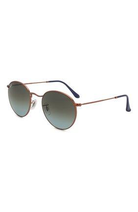 Женские солнцезащитные очки RAY-BAN темно-синего цвета, арт. 3447-900396 | Фото 1