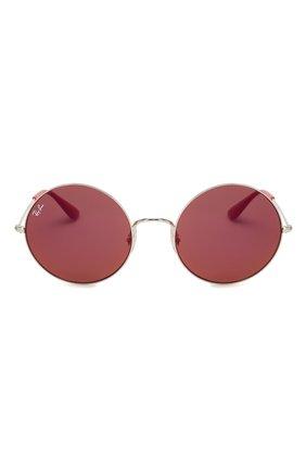 Женские солнцезащитные очки RAY-BAN красного цвета, арт. 3592-003/D0 | Фото 3