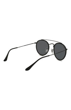 Женские солнцезащитные очки RAY-BAN черного цвета, арт. 3647N-002/R5 | Фото 5