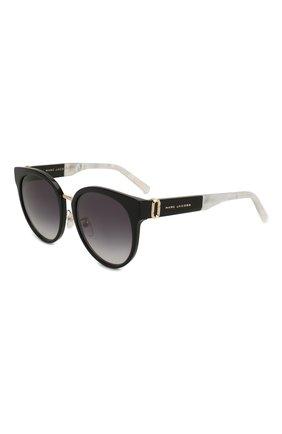Мужские солнцезащитные очки MARC JACOBS (THE) черного цвета, арт. MARC 249/F 807 | Фото 1