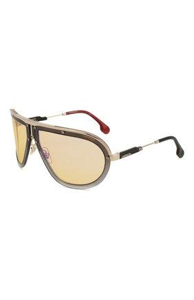 Мужские солнцезащитные очки CARRERA разноцветного цвета, арт. CA AMERICANA DYG   Фото 1