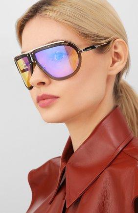 Мужские солнцезащитные очки CARRERA разноцветного цвета, арт. CA AMERICANA DYG   Фото 2