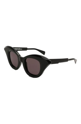 Женские солнцезащитные очки KUB0RAUM черного цвета, арт. B20 BS   Фото 1