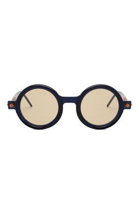 Женские солнцезащитные очки KUB0RAUM темно-синего цвета, арт. P1 BL | Фото 3