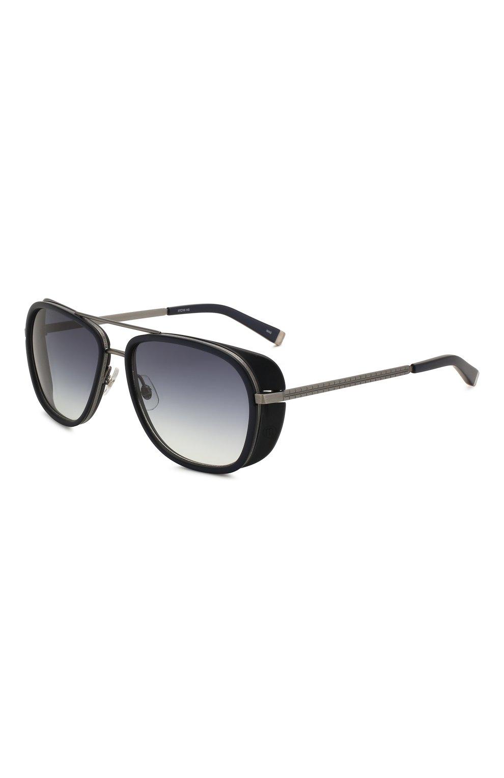 Женские солнцезащитные очки MATSUDA черного цвета, арт. M3023 MAS | Фото 1