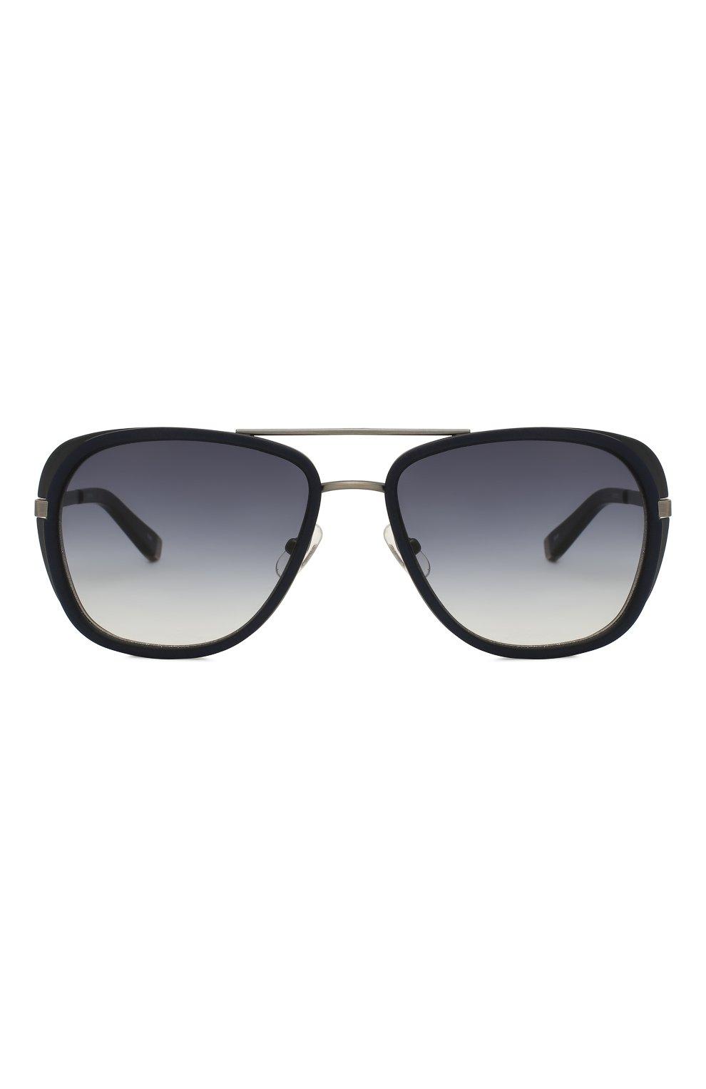 Женские солнцезащитные очки MATSUDA черного цвета, арт. M3023 MAS | Фото 4