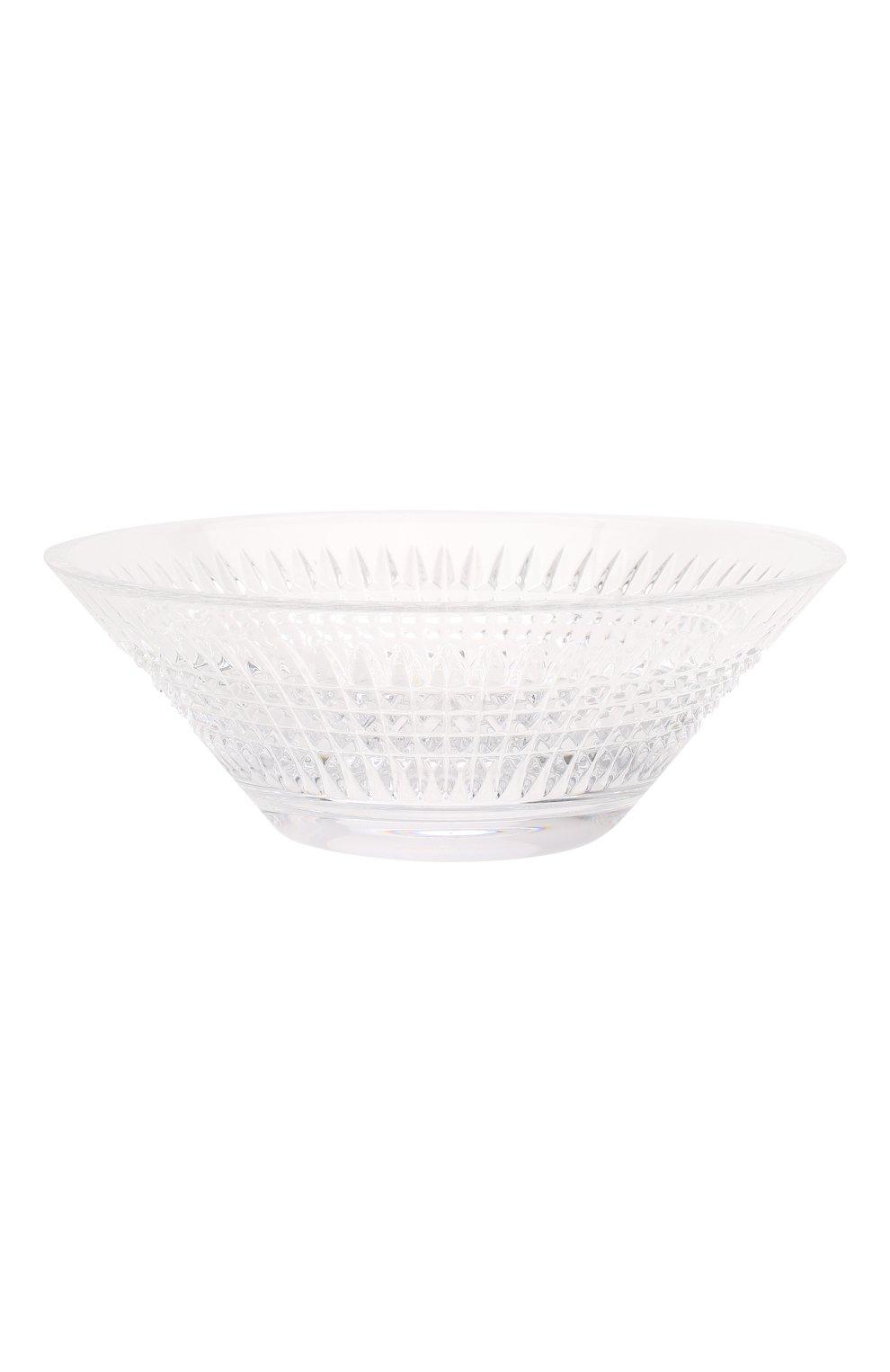 Мужского ваза diamond TSAR прозрачного цвета, арт. 182332 | Фото 1